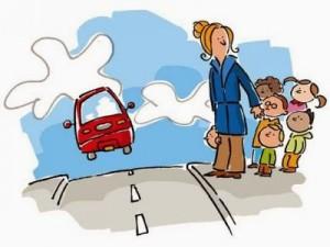 A gyalogos közlekedés veszélyei, mire kell figyelni