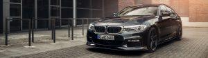 Így néz ki egy tökéletesen tuningolt 5-ös BMW!