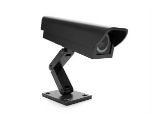 Analóg kamerarendszer felépítése, elemei