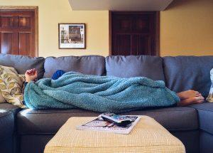 Nincs is jobb, mint egy kényelmes heverőn lustálkodni